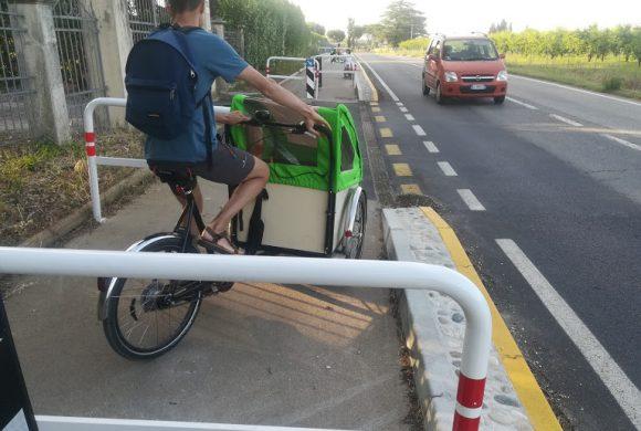 La ciclabile a ostacoli. Il MIT accoglie ricorso di FIAB Faenza