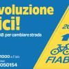 Rivoluzione Bici! 7 e 8 novembre il tesseramento FIAB per cambiare strada