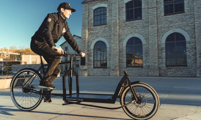 Cargo bike: nella Legge di Bilancio incentivi per le microimprese
