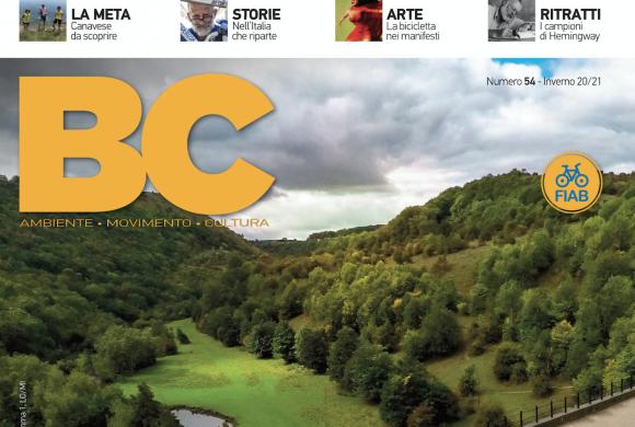 Rivista BC: il nuovo numero per i dieci anni. Interviste, storie e molta FIAB