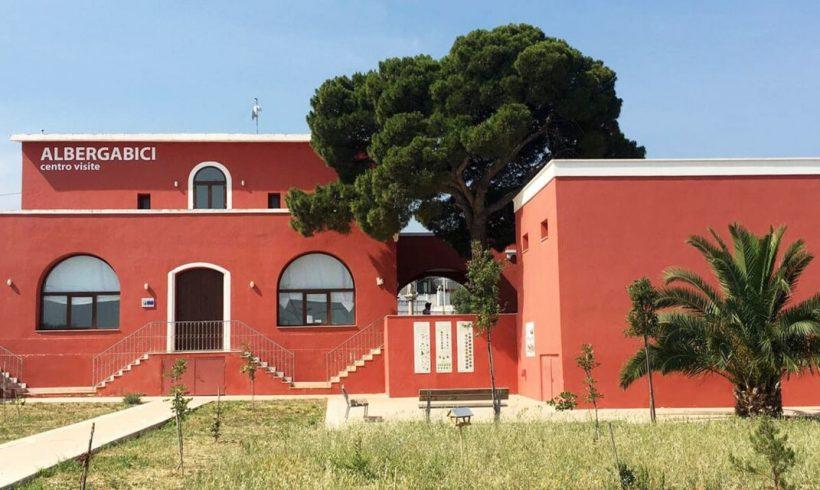 Ciclovia dell'Ofanto. Si cercano futuri gestori per due nuovi Albergabici in Puglia