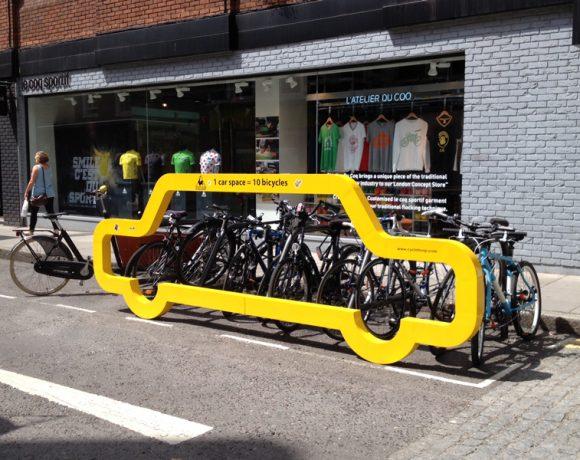 La bici dove la metto? L'importanza dei ciclo parcheggi nelle nostre città