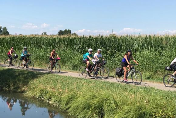 Giornate Nazionali del Cicloturismo: tutti gli eventi di FIAB e ActiveItaly