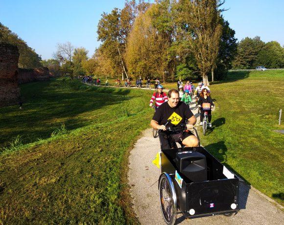Festival del Ciclista Lento, la nuova edizione dal 29 al 31 ottobre a Ferrara