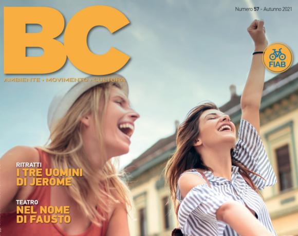 Rivista BC, un autunno tutto da leggere con le notizie FIAB e del mondo a due ruote